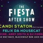 The Fiesta After Show Party with Candi Staton, SWG3