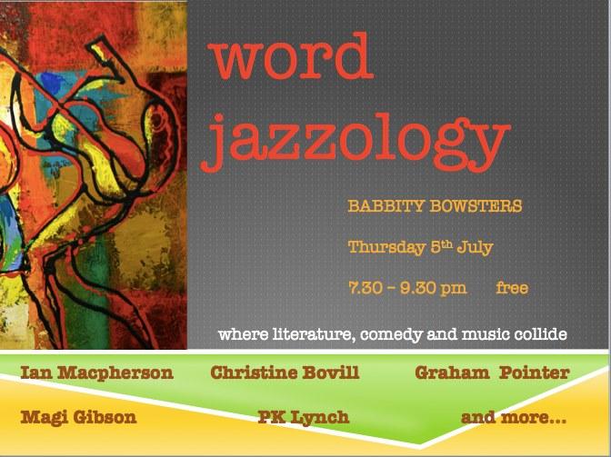 word jazzology