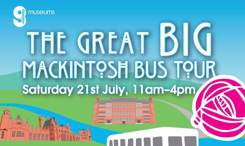 big mackintosh bus tour
