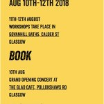 Glasgow Songwriting Festival