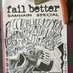 Fail Better Samhain Special