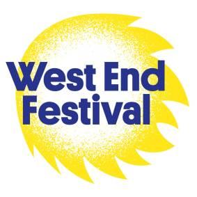 west end festival logo no date