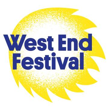 west end festival logo no date