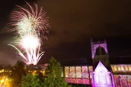 paisley fireworks