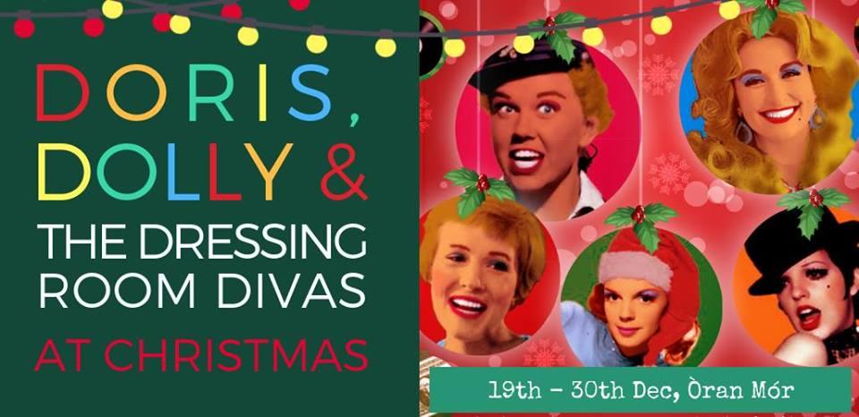 doris, dolly and the dressing room divas