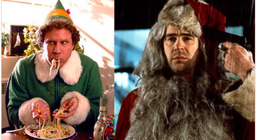 elf and trading places double bill