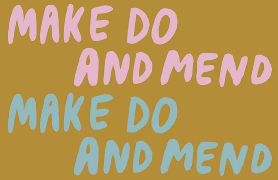 make do and mend repair cafe