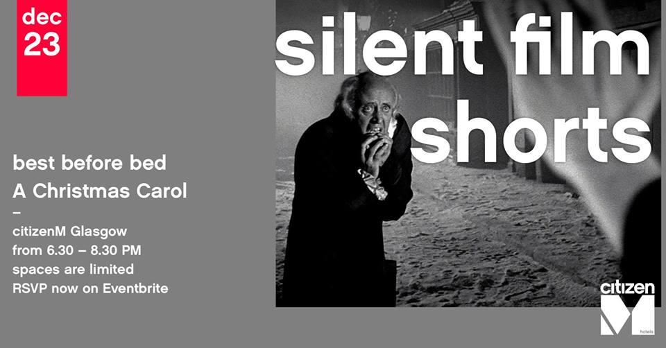 silent film shorts