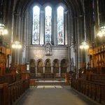 Family Carol Service, University of Glasgow Chapel