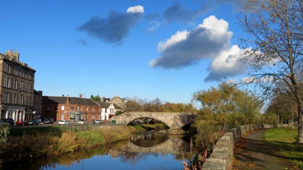 River Esk Reflections