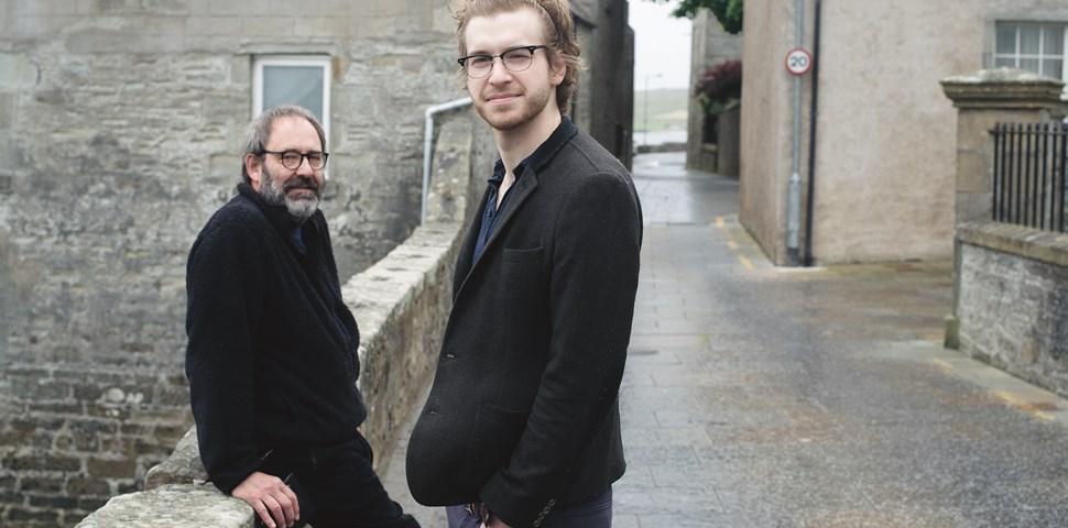 tom and james morton