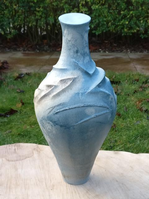 ceramic blue