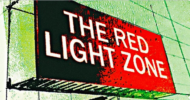 the red light zone
