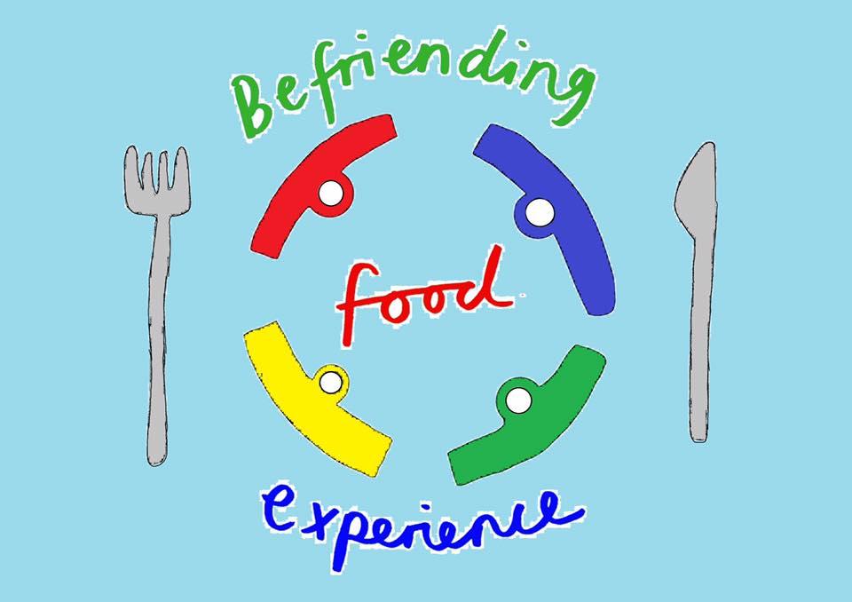 befriending food experience