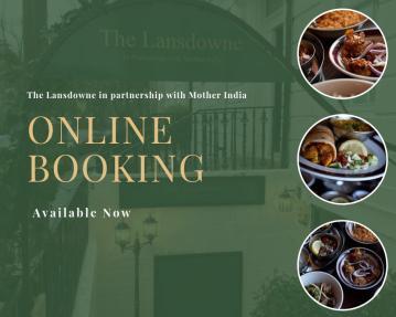 landsdowne available now