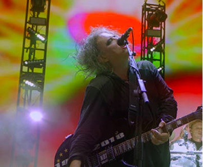 the cure anniversary 78 -2018 live in hyde park