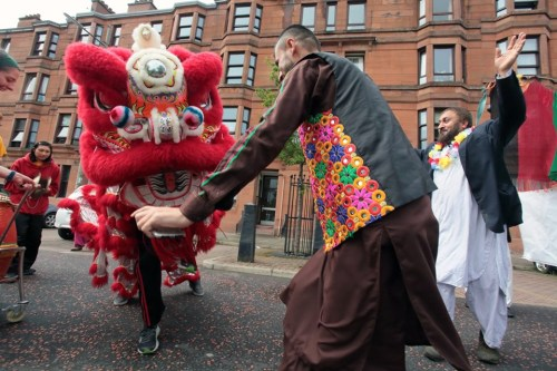 govanhill canival parade