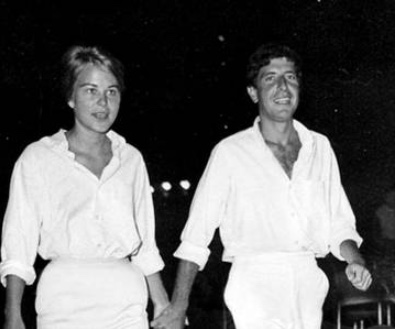 marianne and leonard words of love