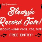 Record Fair at Nice n Sleazy