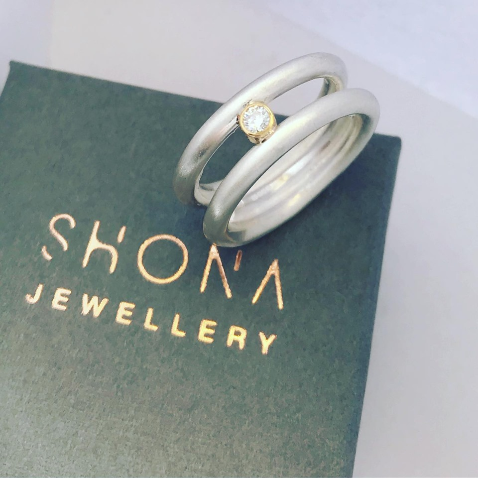 shona jewellery pearl ring