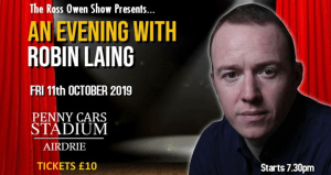 an evening with robin laing