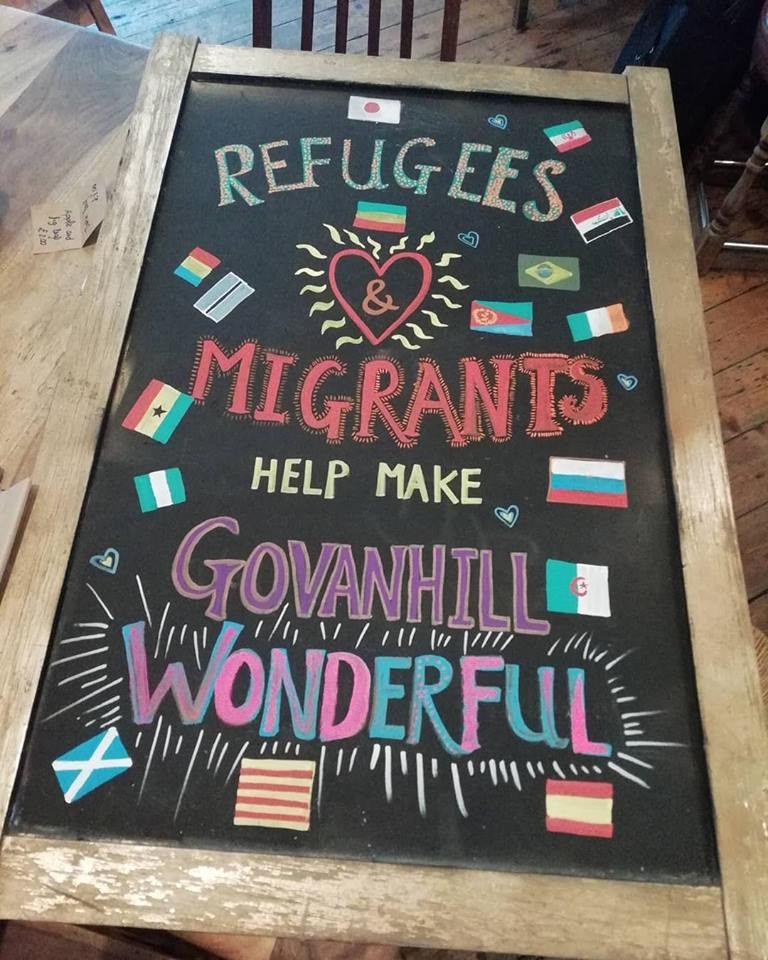 govanhill refugees and migrants