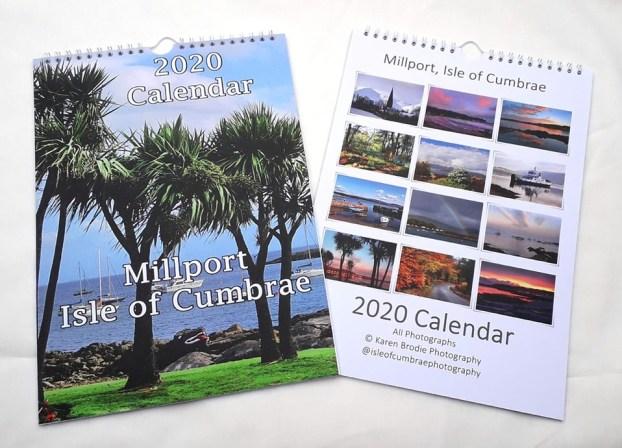millport calendar