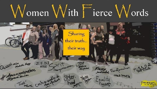women fierce words