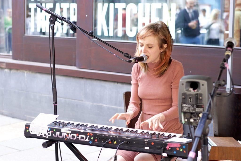 Carla J Easton. Merchant City Festival