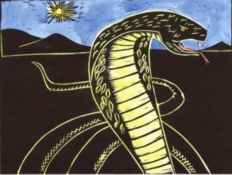 damian henry serpent