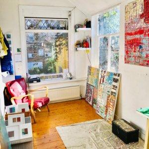 sarah kudirka open studio