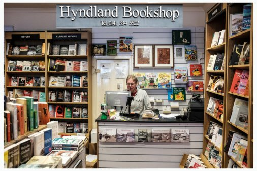 Hyndland Book Shop