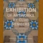 Art Exhibition at The Arlington Baths Club