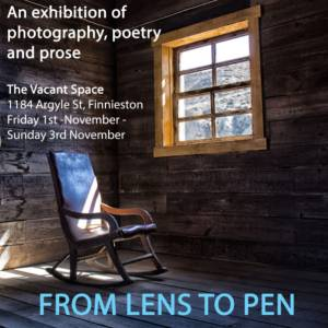 from lens to pen