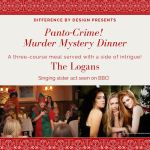 Panto-Crime,  Murder Mystery at Websters with Dinner & The Logans