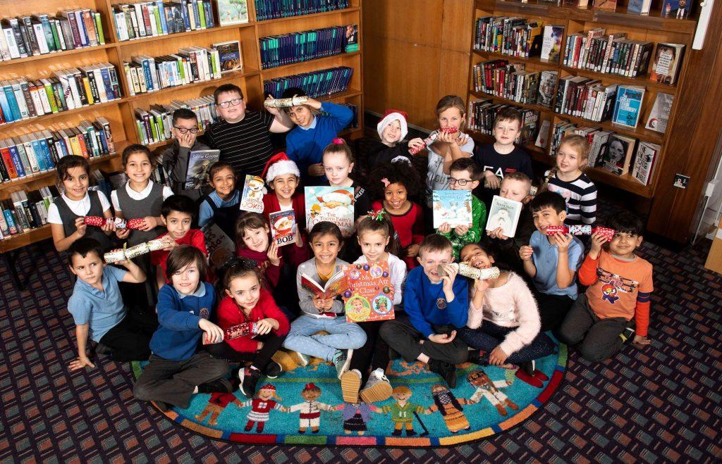 christmas reading challenge 3