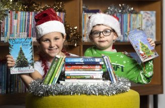 christmas reading challenge