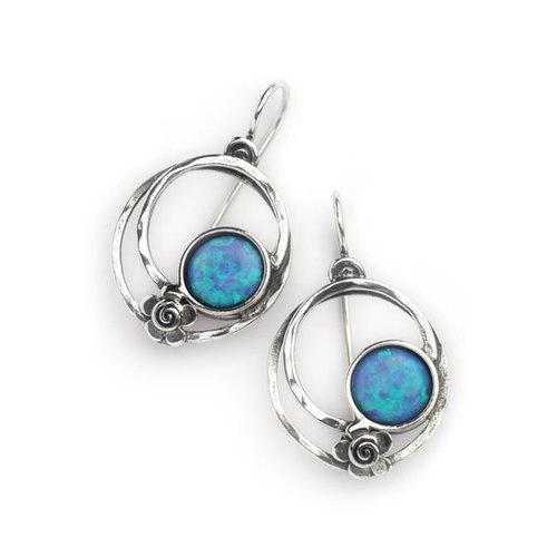 silver loop drop earrings.jpg