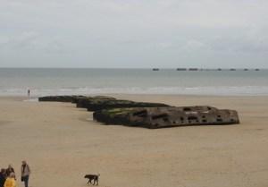 D Day beach