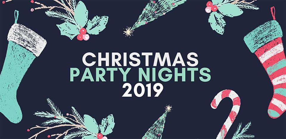 chrstmas party night 2019