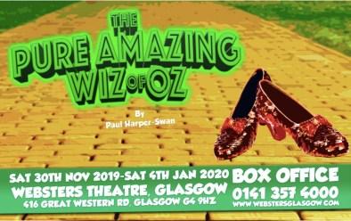 wiz of oz poster