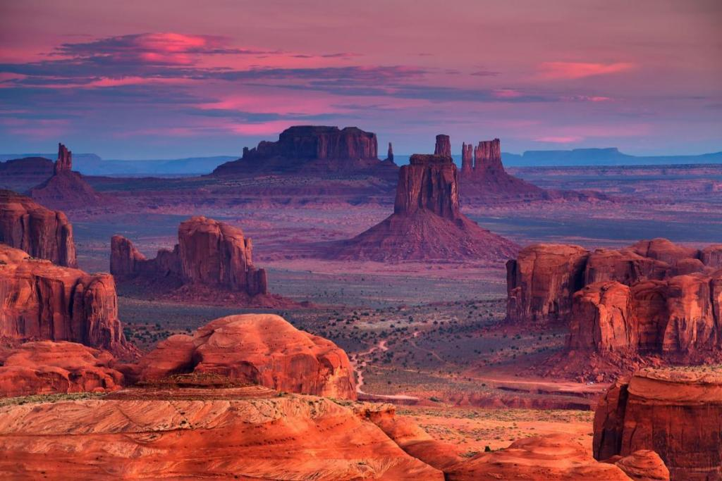 land of the navajo.