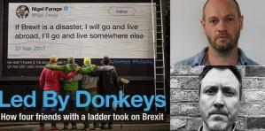 led by donkeys aye write