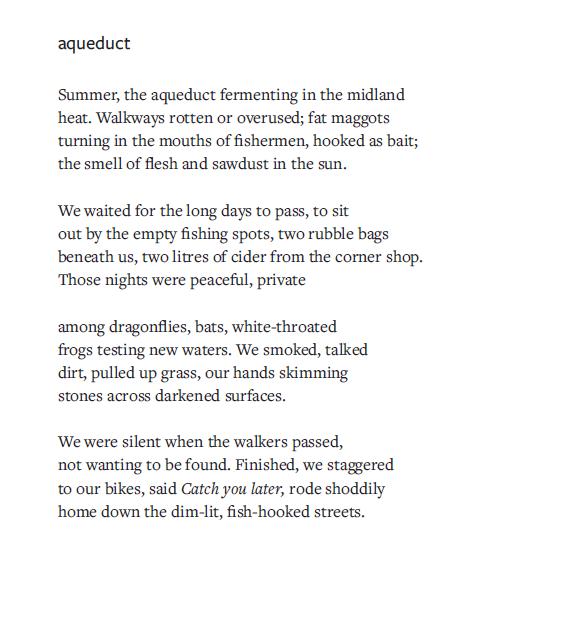 sample poem - R Jones