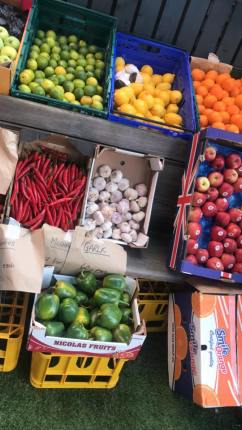 fresh produce available to buy kothel