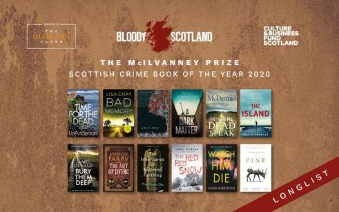 mcilvanney prize longlist bloody scotland 2020