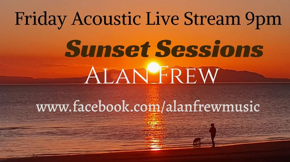 sunset sessions with alan frew