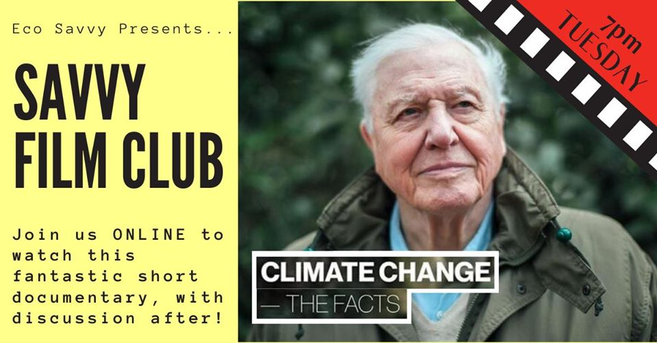 climate change the facts savvy film club
