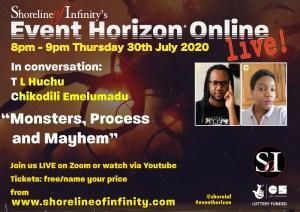 huchu live event
