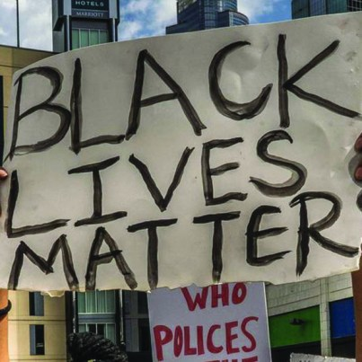 black lives matter talks ghill